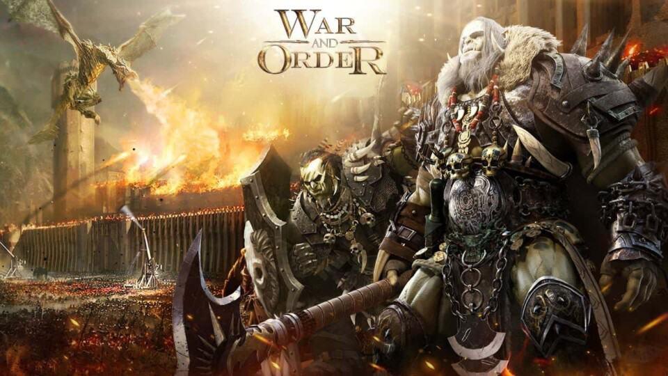 War and Order Art