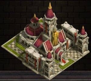 War and Order Alliance Castle