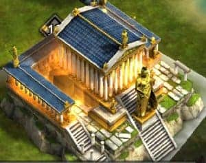 War and Order Alliance Temple