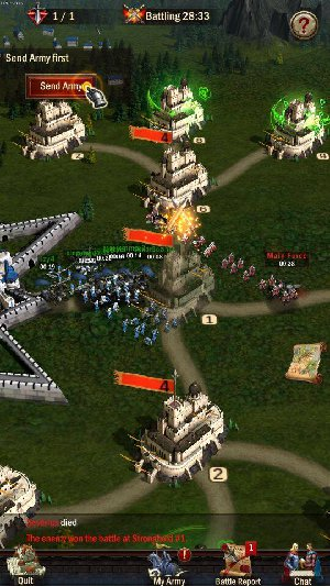 War and Order Elite Adventure