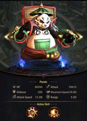 War and Order Panda