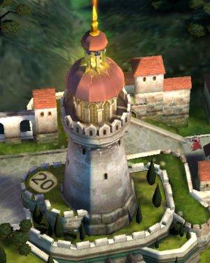 War and Order Watchtower
