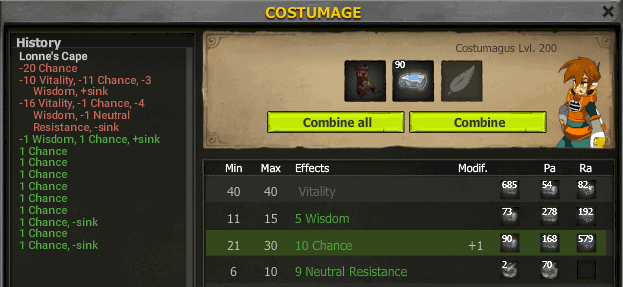 Dofus And Dofus Touch Costumagus