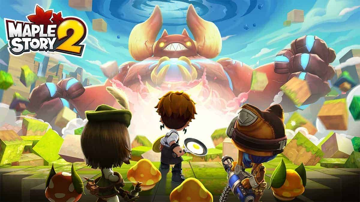 Class Tier List Maplestory 2 Best And Worst Characters