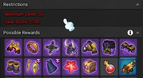 Maplestory 2 Gear Guide Hard Dungeons Loot