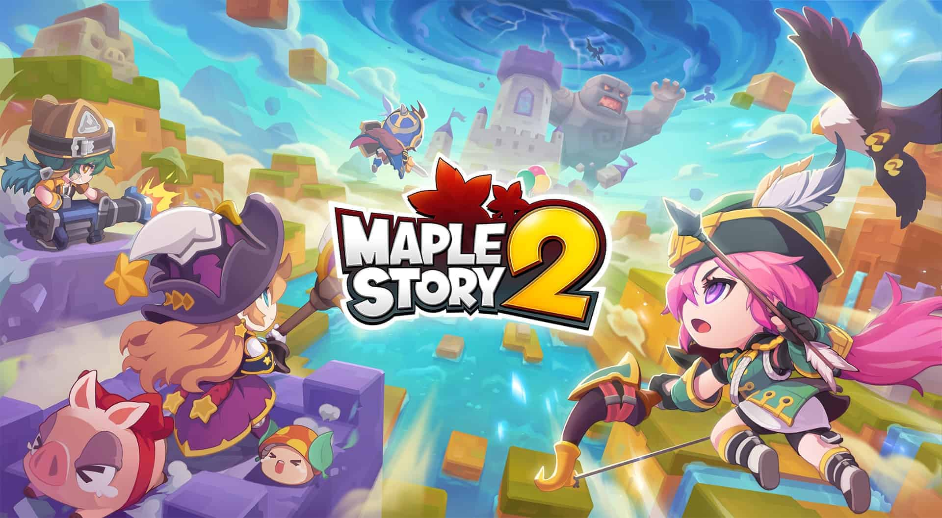 Maplestory 2 Gear In Depth Guide, Tips And Tricks MS2
