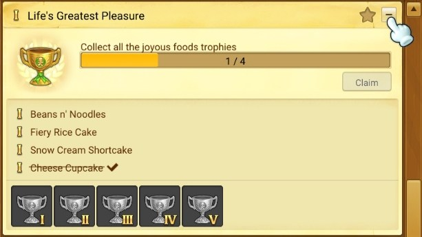 Maplestory 2 Trophy Guide strategy