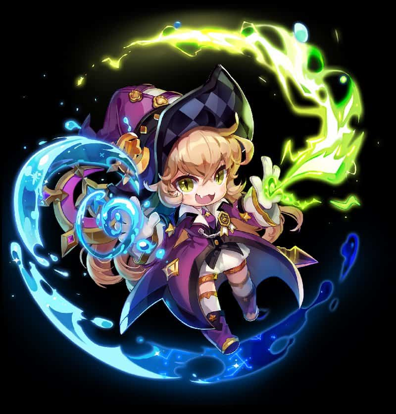 Maplestory 2 Wizard Build Guide MS2 | GamerDiscovery