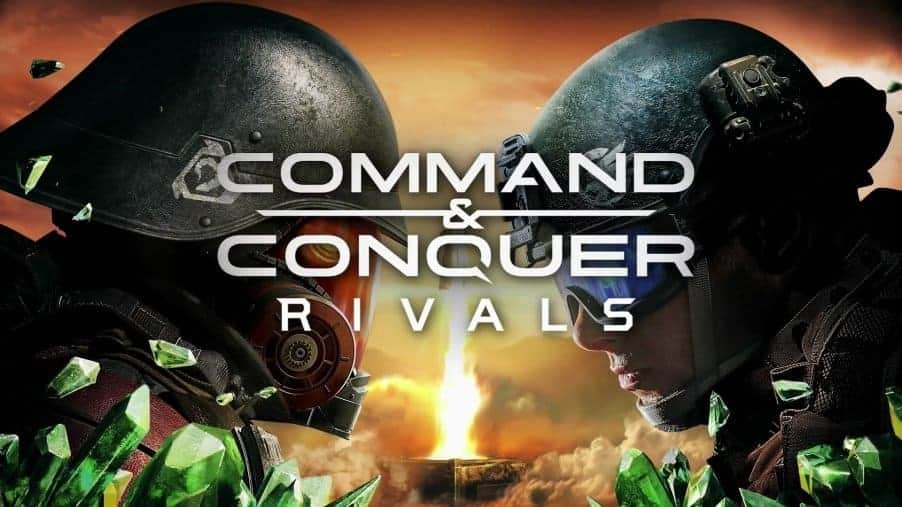 Command & Conquer PvP Rivals Best Army Decks | GamerDiscovery
