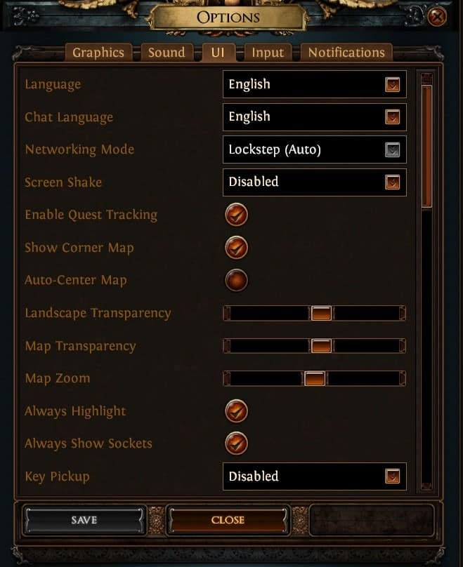 Path of Exile PoE Synthesis League Beginner's Leveling Guide Tips and Tricks Options