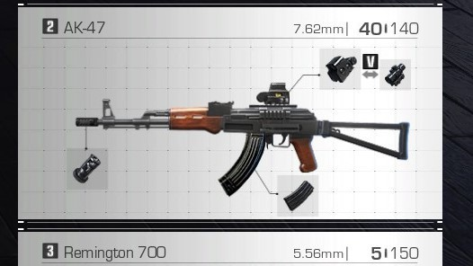 Ring of Elysium RoE Weapons and Attachments Guide ak-47 best attachments