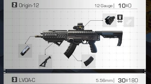 Ring of Elysium RoE Weapons and Attachments Guide origin 12 best attachments