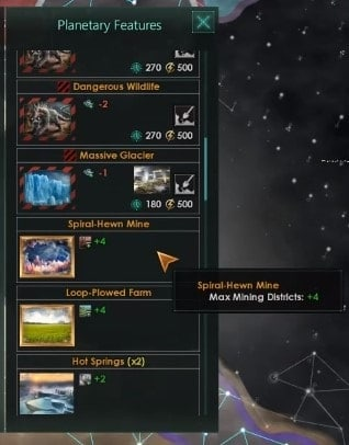 Stellaris 2.2 Megacorp Ultimate Guide Strategies Tips And Tricks planetary features