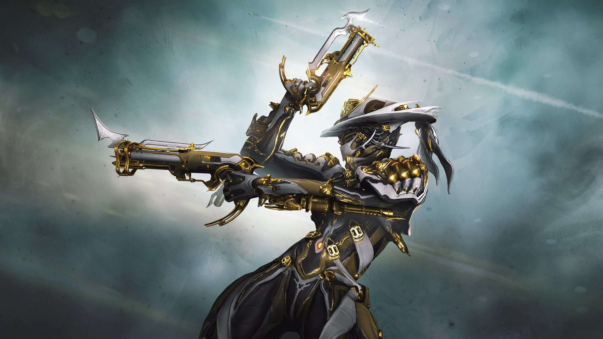 Warframe Fortuna Mesa Prime Strongest Build Guide