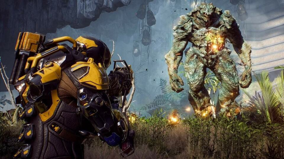 Anthem Javelin Class Character Exosuit Tier List Best Strongest And Weakest Javelin