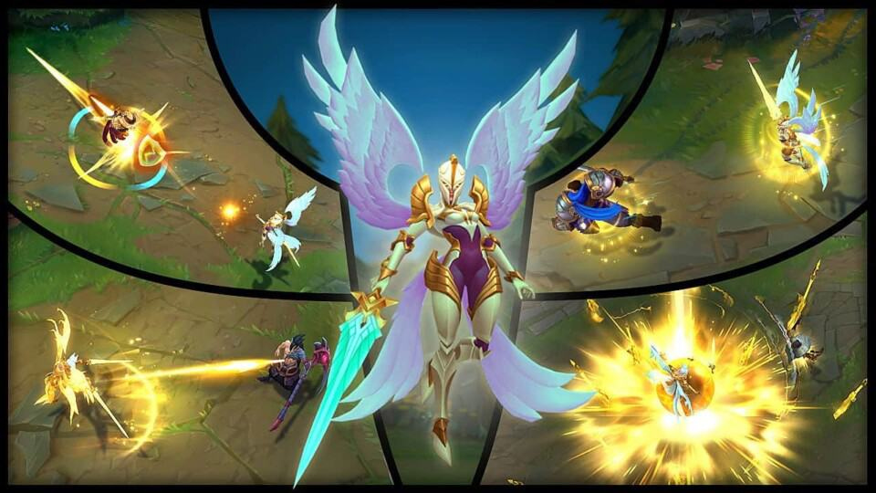Best 9.5 League of Legends LoL Reworked Kayle Builds ADC Top Mid Jungle Highest Winrate Ranked Normal Games Guide