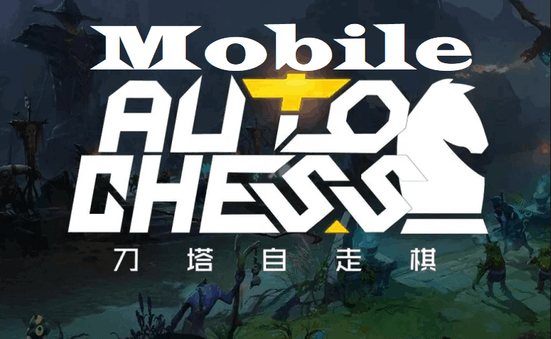 Drodo Studio Is Making And Teasing A Mobile Device Smartphone Dota 2 Auto Chess Phone Game Version For Phone Android iOS Release Date