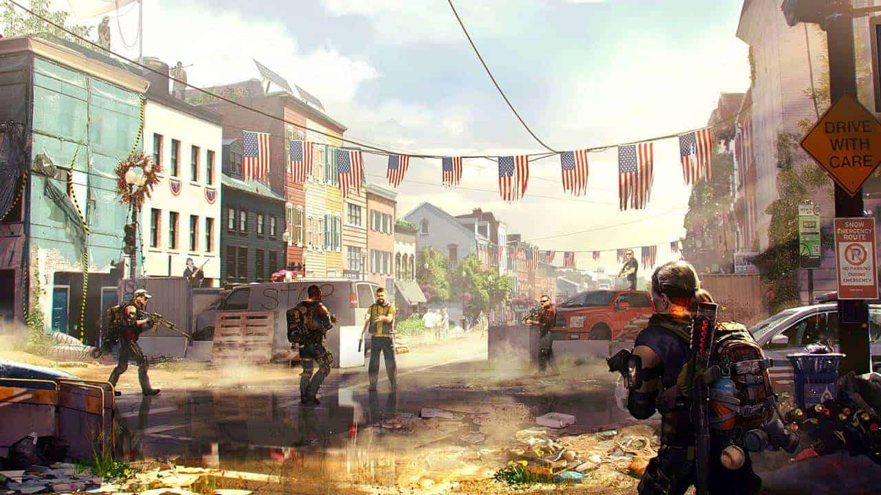 New Player Beginner's Guide The Division 2 Tips, Tricks