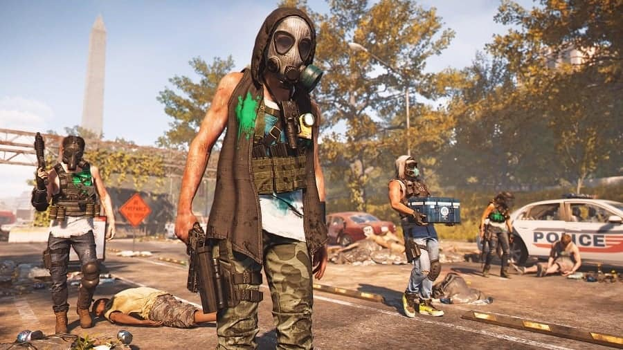 Tom Clancy's The Division 2 Solo Agent Build Guide Best And Strongest Character Loadout For Solo Playthrough