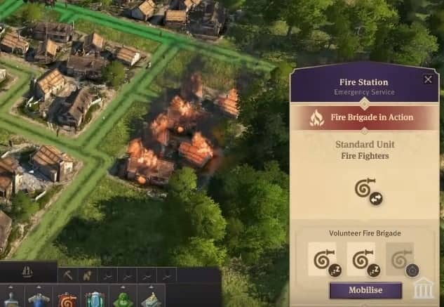 Anno 1800 Disasters Fire Riot Disease Sickness How To Deal With Them Fast And Easy Station