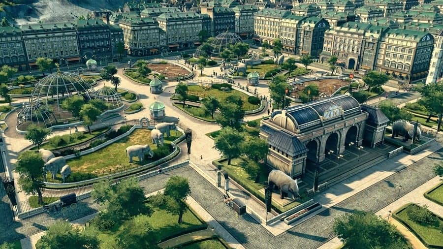 Anno 1800 Houses Population Needs Happiness Tier Advancement Guide Tips And Tricks