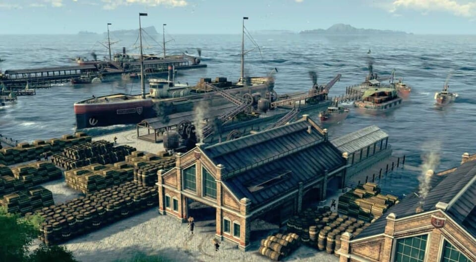 Anno 1800 How To Unlock Electricity, Oil Railways Train Guide Tips Tricks And Strategies