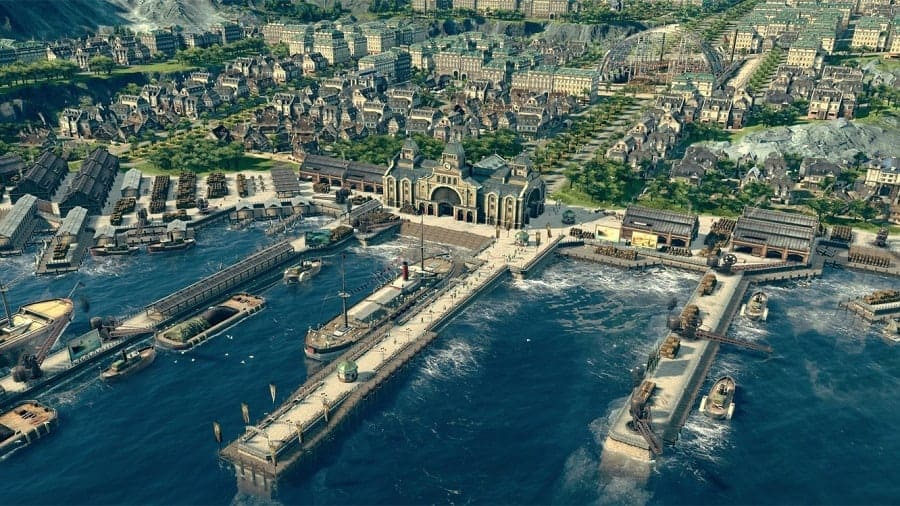 Anno 1800 Island Shares Buyouts War Fighting Guide Tips Tricks And Strategies For Ships