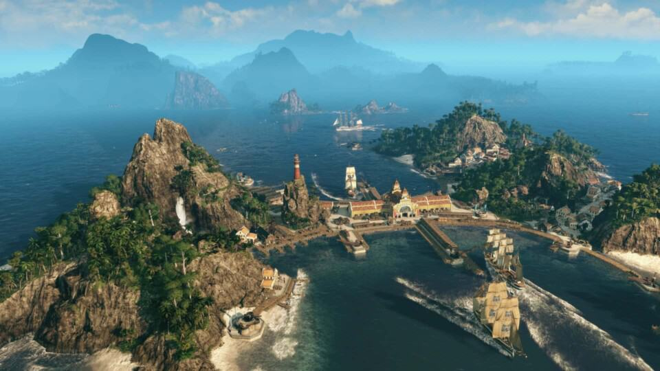 Anno 1800 Trade Routes Items And Expeditions Guide Tips And Tricks