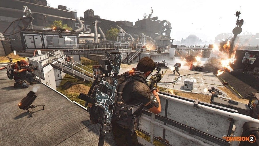 The Division 2 Green Gear Set Guide Special Endgame Equipment Pieces How To Get Them
