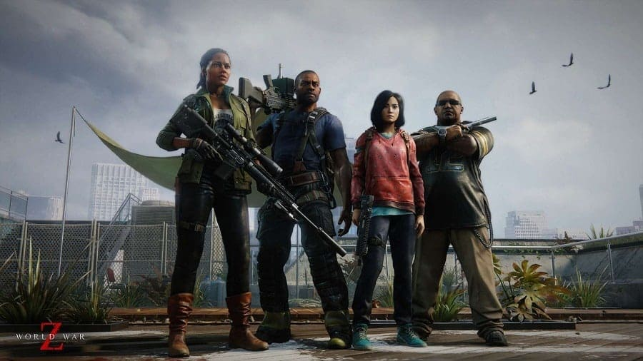 World War Z Class Tier List Best And Strongest Characters Guide
