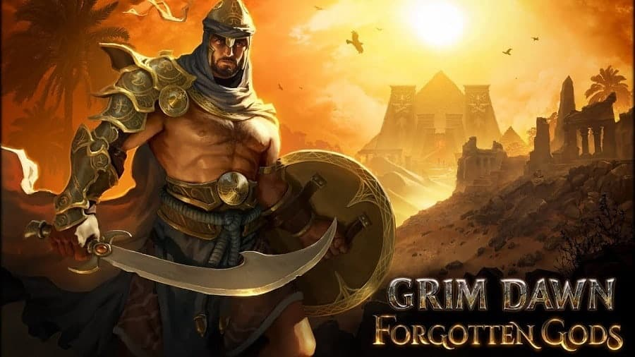 Forgotten Gods Review Grim Dawn Latest Expansion | GamerDiscovery