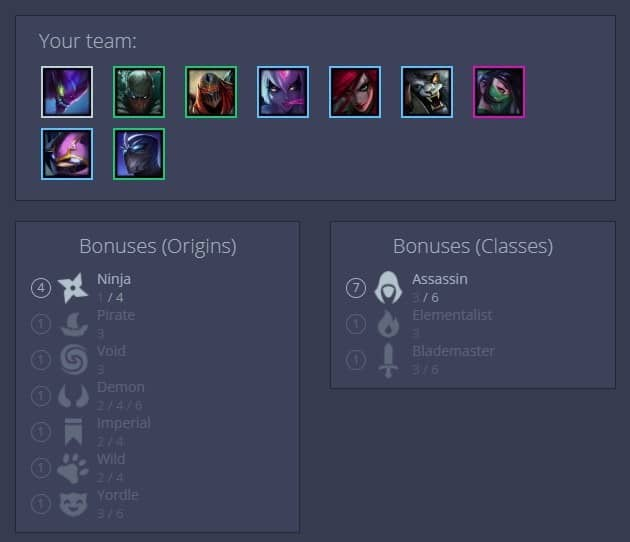 Best Teamfight Tactics 9.15 Assassin Build Guide Strongest TFT Team Composition Late Game