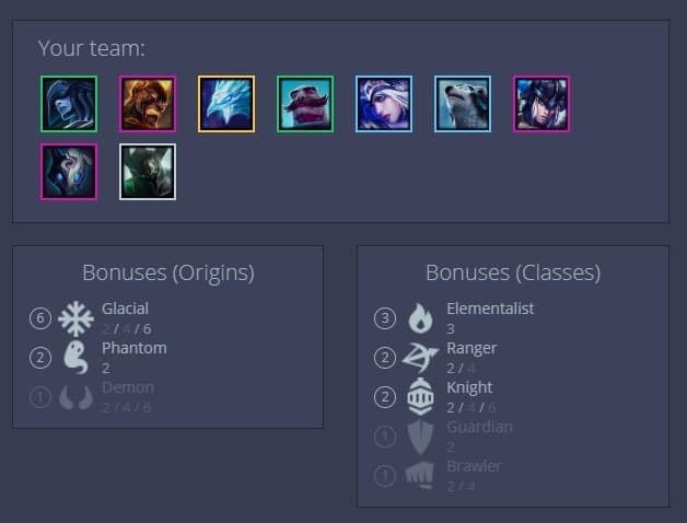 Best Teamfight Tactics Elementalist Build Guide Strongest TFT Team Composition Late Game