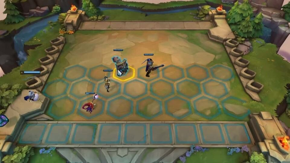 Detailed Teamfight Tactics Unit Positioning Guide TFT Tips Tricks Best Board Champion Layout