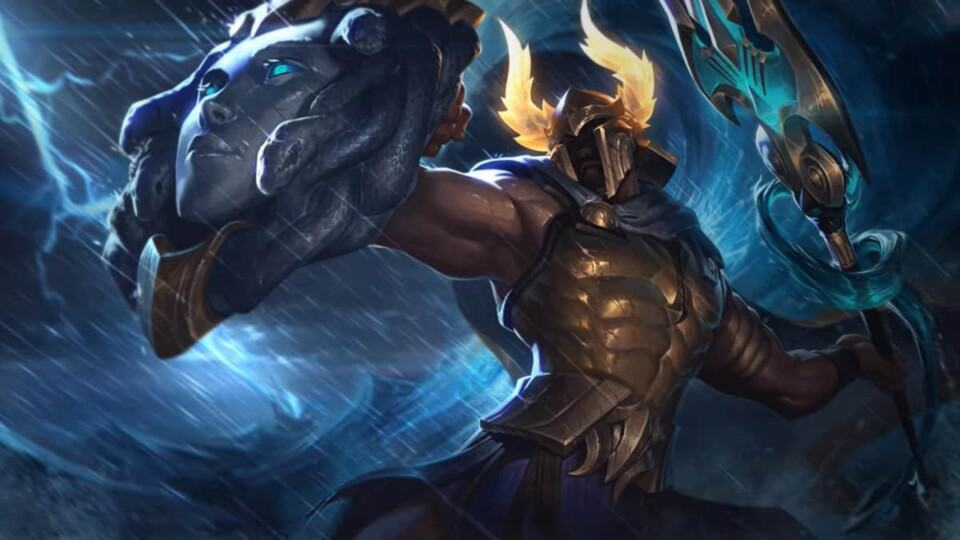 Best 9.16 League of Legends LoL Reworked Pantheon Builds Top Jungle Mid Meta Items Ranked Normal