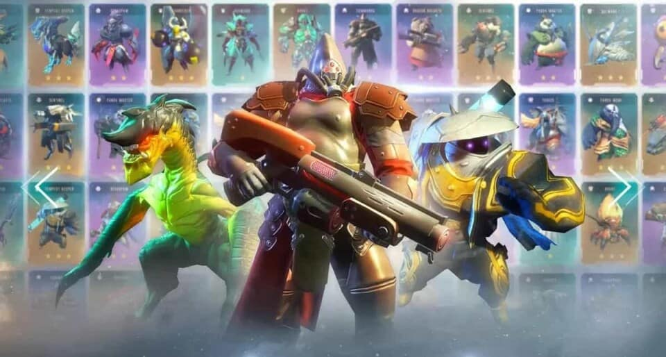 Best Arena Of Evolution Red Tides Builds Season 2 Team Compositions Top Strongest Comps Guide