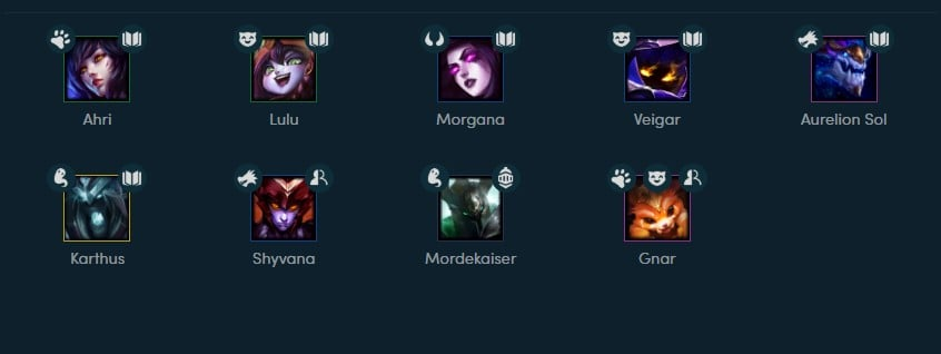 Top 6 Best Teamfight Tactics Builds For Ranked TFT 9.15 Strongest Team Comp Sorcerers