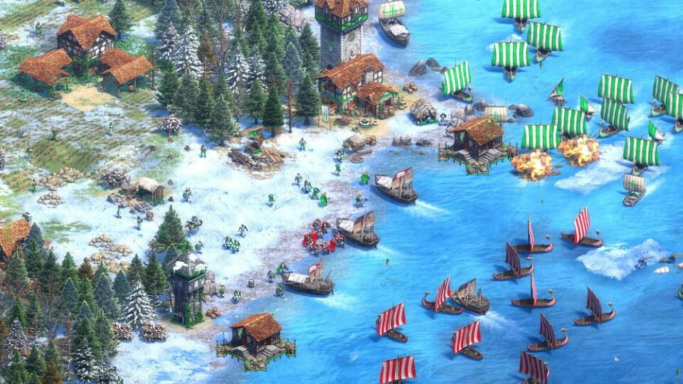 Age of Empires 2 Definitive Edition Best Beginner Starting Build Order For AoE 2 DE New Players