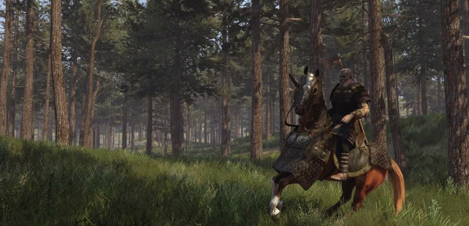 Best Mount And Blade 2 Bannerlord Beginner Build Backstory Starting Choices For New Players