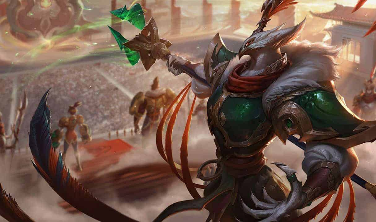 Teamfight Tactics Best Warlord Build TFT Team Comp Guide Mobile And PC
