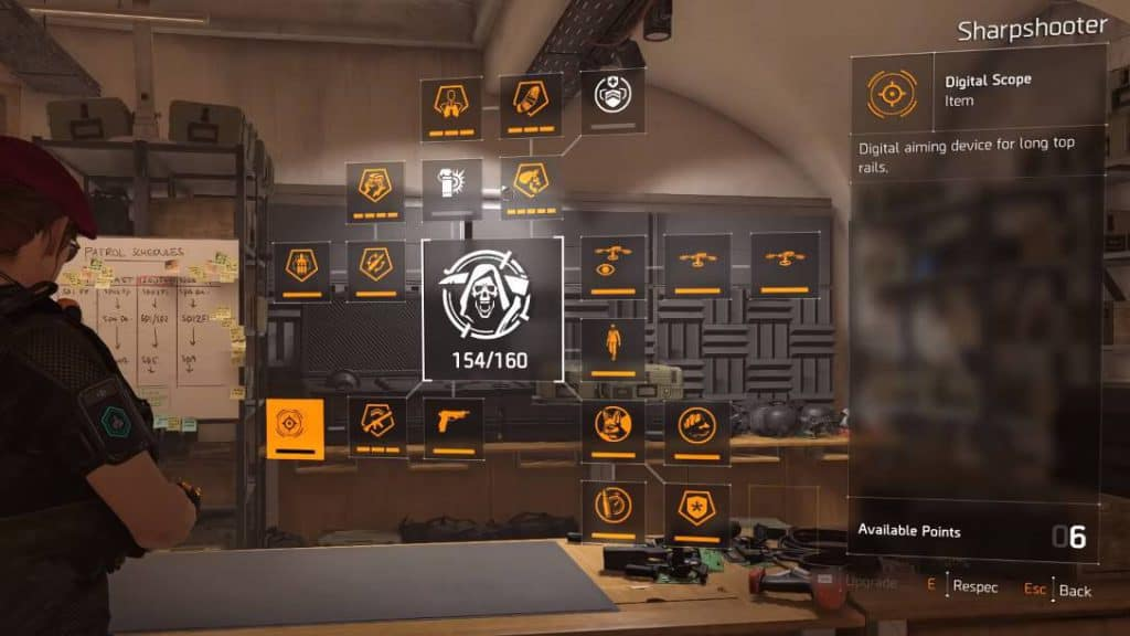 The Division 2 Best Immortal Assault Rifle Tank Build Strongest Top High Armor AR Loadout Sharpshooter Skill Tree Specialization