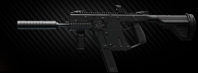 Best high budget vector acp build gun preset