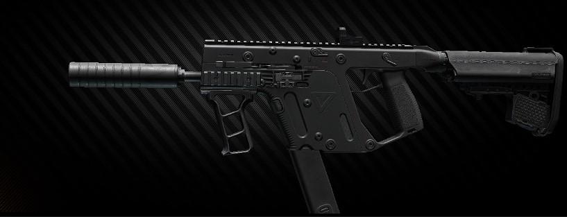 Best mid-price vector acp build gun preset