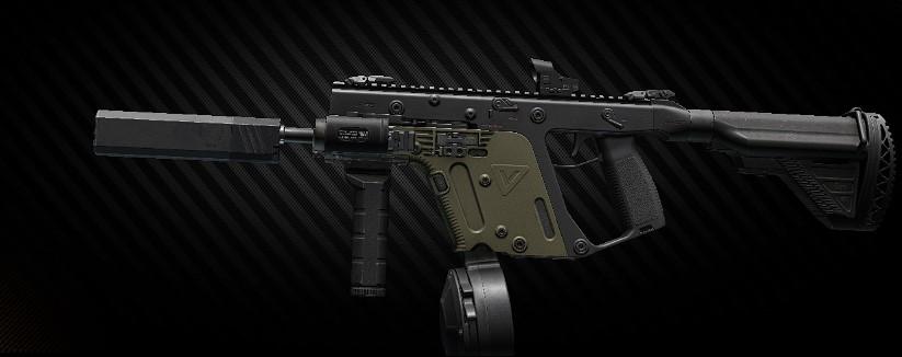 Best high budget vector build gun preset
