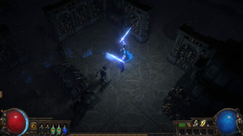 3.16 Energy Blade Build Guide Lightning Strike Inquisitor Path of Exile PoE